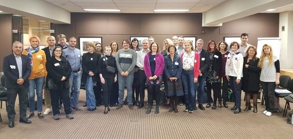 1st MC Meeting Participants