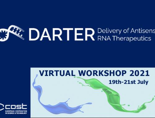 DARTER COST Virtual Workshop 2021